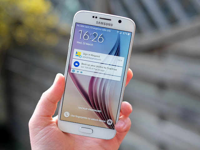 How To Install Galaxy S6 Edge - SM- G925S Nougat 7 0 Update
