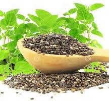 imagen con semillas de chia