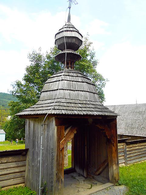 Bardejovské kúpele skanzen