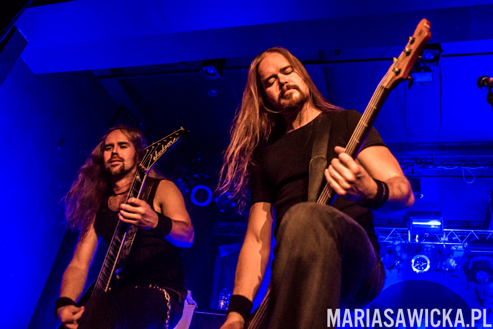 Insomnium Shadows of the Dying Sun Over Europe 2014 wrocław poland Markus Vanhala Niilo Sevänen