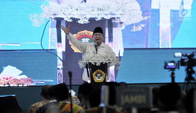 Ogah Disebut Jiplak Trump, Prabowo Ingin Indonesia Kuat dengan 'Make Indonesia Great Again'