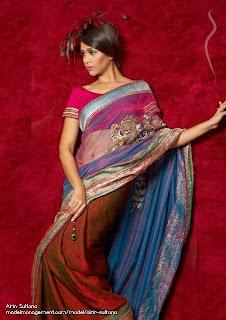 Bangladeshi Ramp Model Airin Sultana hot photo BD