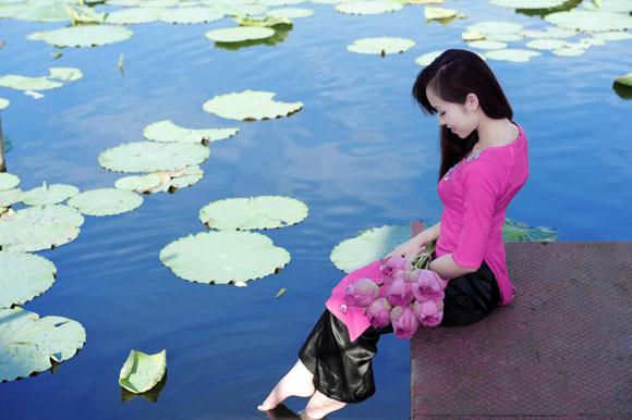 udic-westlake-Vietnamese Lotus Tea - A quintessence gift from Hanoi