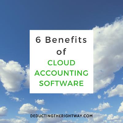 Cloud accounting software versus desktop accounting software | www.deductingtherightway.com
