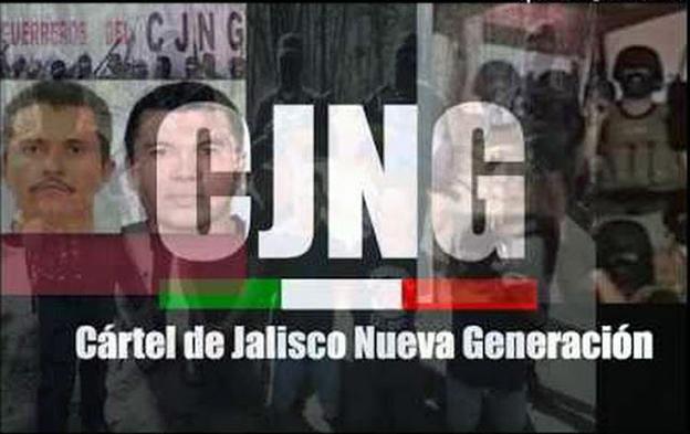 De Zapopan a Guadalajara la extremada riqueza del CJNG