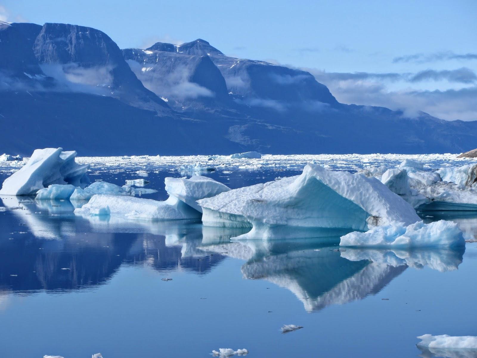 TREKKING NA GRONELÂNDIA - 4º dia: Tasiusaq - Nunataaq