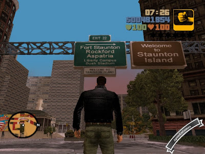 Grand Theft Auto (GTA 3) Screenshots