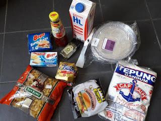 makaroni, pasta, resepi macaroni cheese bakar, baked, makanan Itali,