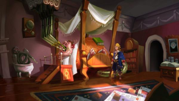 Monkey Island 2 Special Edition LeChuck's Revenge Free Download