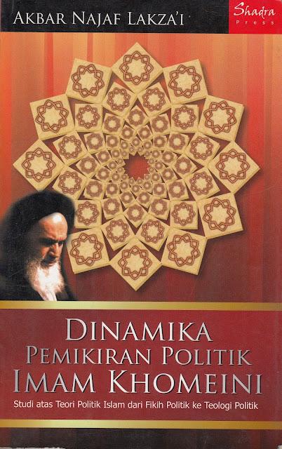 """Penyimpangan Syiah dalam Buku """"Dinamika Pemikiran Politik Imam Khomeini"""""""