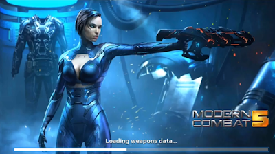 Modern Combat 5: eSports FPS v2.6.0g Mod Apk Data Terbaru (God Mode+Anti Ban)
