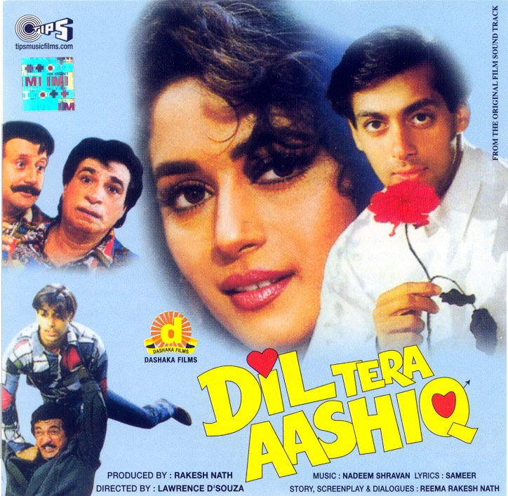 Dil tera aashiq movie song downlod : 3aw media release