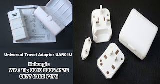 Universal Travel Adaptor with USB Charger UAR01U, Universal Adapter, Souvenir cinderamata universal travel adapter, Power Converter Adaptor