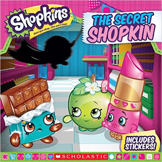 Shopkins: The Secret Shopkin