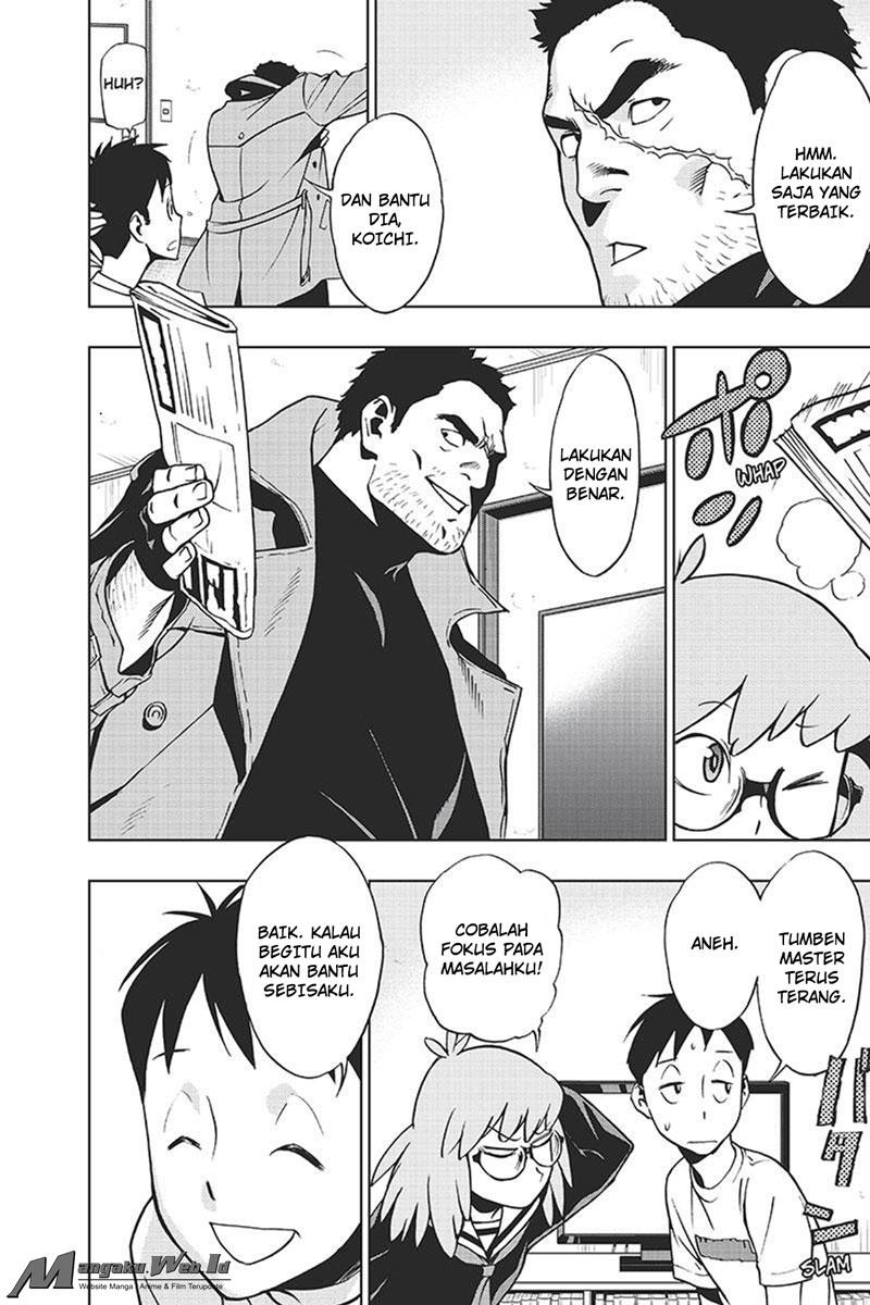 Boku no Hero Academia Illegals Chapter 20-5