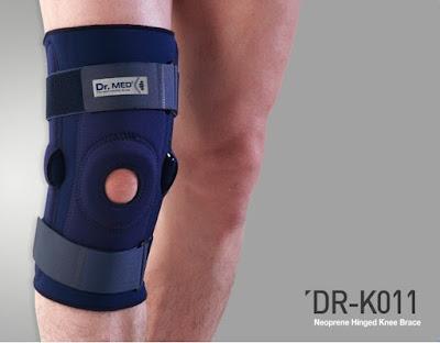 deker nyeri lutut, deker untuk osteoarthritis, deker penyangga lutut