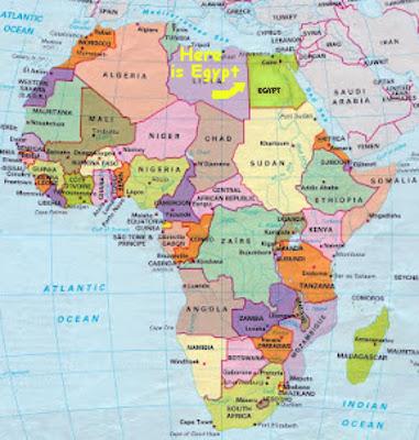 Sinai Peninsula Africa Map | Jackenjuul