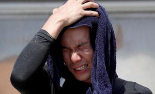 Ιαπωνία: Φονικός καύσωνας με τουλάχιστον 30 νεκρούς – Χιλιάδες στα νοσοκομεία