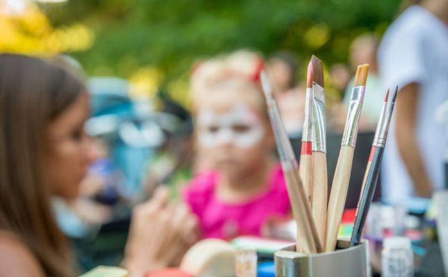 أفضل وأحدث طرق الرسم على وجوه الأطفال 2019