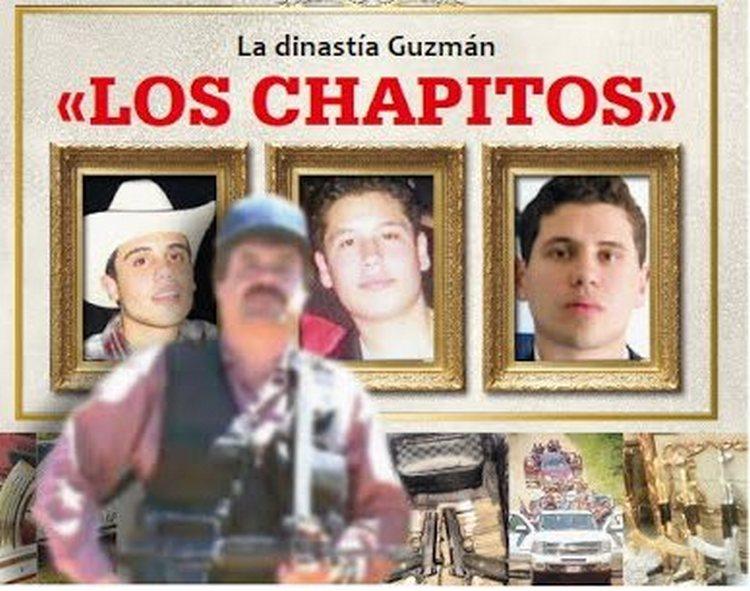 """""""Los hijos de """"El Chapo"""" juegan con fuego"""" : Ex directivo de la DEA"""