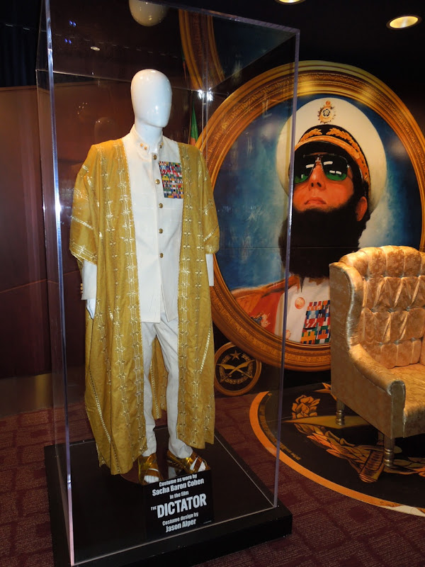 The Dictator movie costume