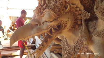 "Statue of ""Garuda Wisnu Kencana"""