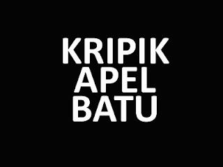 KRIPIK APEL BATU