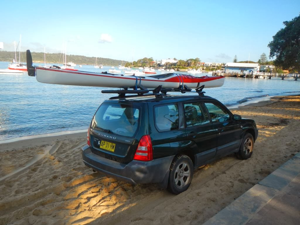 Sea Kayaking: Yakima Roof Racks