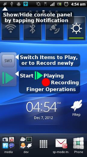FRep – Finger Replayer Full keys apk v4 1 [updated]