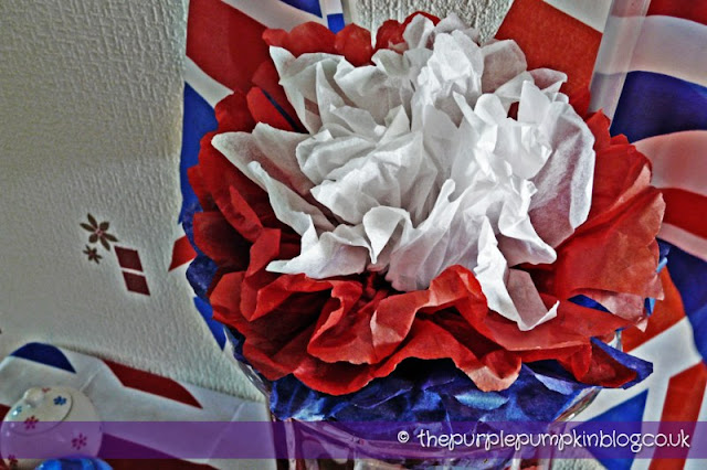 Supporting Team GB at The Purple Pumpkin Blog