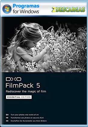 DxO FilmPack 5.5.20 Build 589 Elite Full | MEGA |