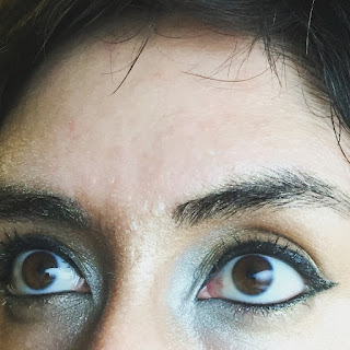 70s Disco Glam Makeup :: 31 Days of Liquid Eyeliner