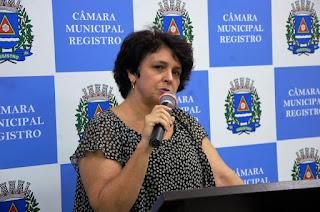 Sandra Kennedy é nomeada Procuradora Especial da Mulher