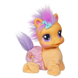 My Little Pony Scootaloo So-Soft Crawling G3 Pony