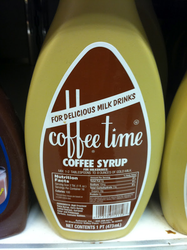 Sweet State of Mine: Rhode Island - Coffee Milk