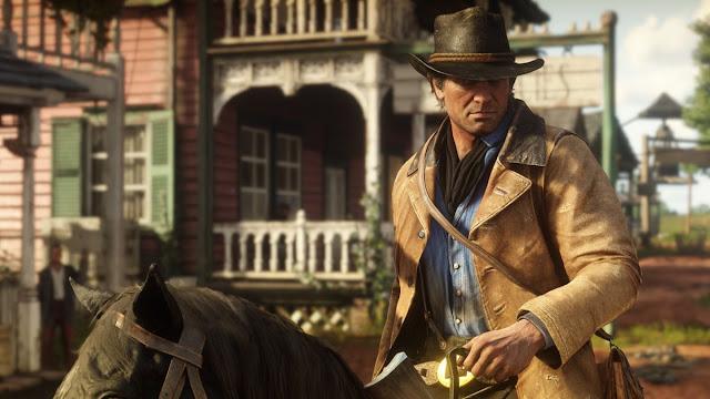 الكشف رسميا عن حجم ملف تحديث اليوم الأول للعبة Red Dead Redemption 2 ، إليكم من هنا ..