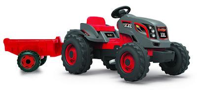 TOYS : JUGUETES - Smoby Tractor stronger xxl con remolque 2016 | Comprar en Amazon España