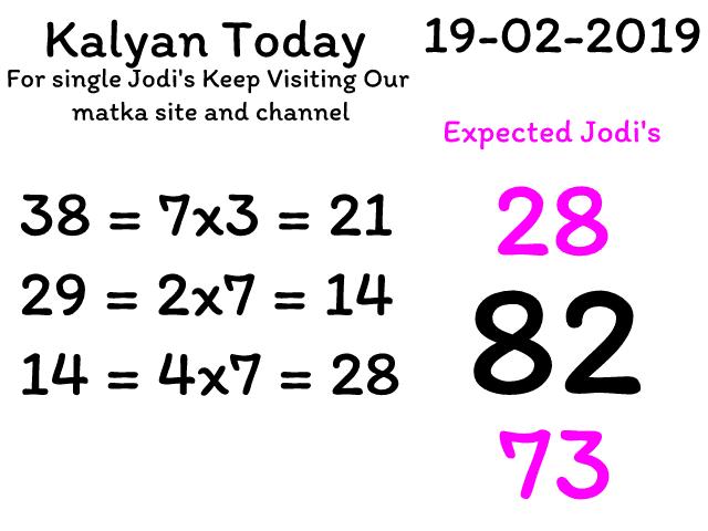 Kalyan Live Matka Public Seva 102