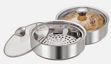 Nano 9 Insulated Chapati Casserole worth Rs.1299 for Rs.449 Only at Rediff