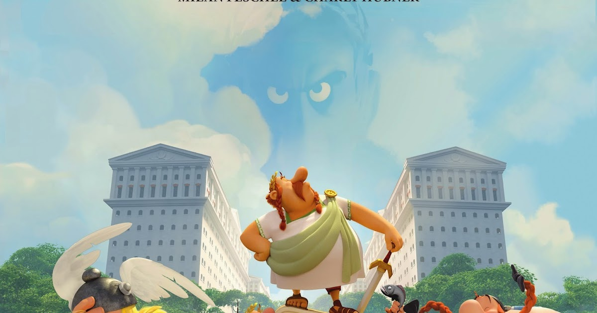 Asterix Und Obelix Im Land Der Götter Stream