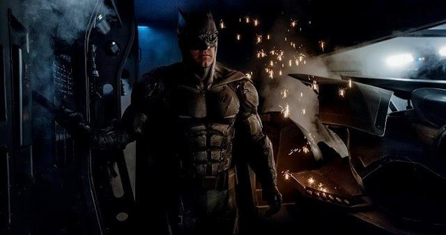 Traje táctico que usará Batman en Justice League