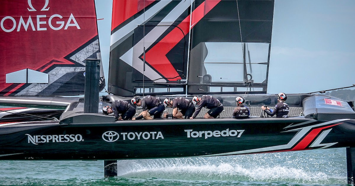 AC35,Team New Zealand:...