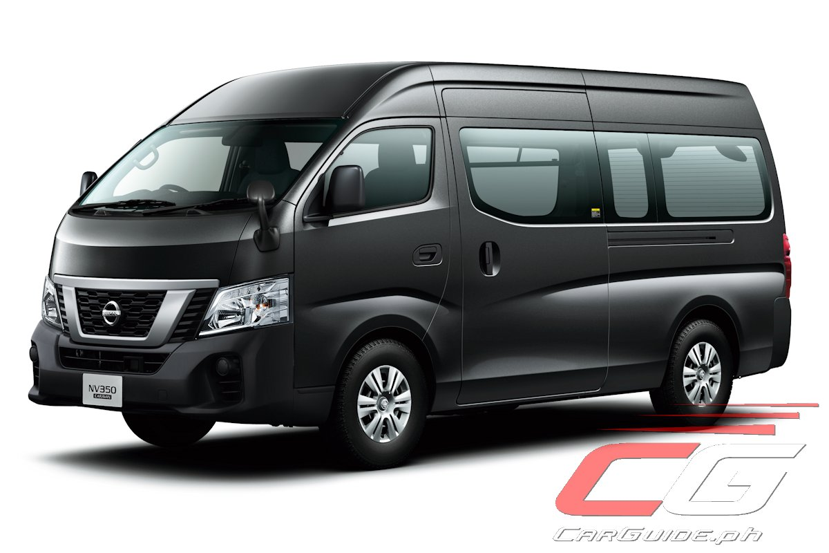 nissan urvan 2018. plain urvan after confirming that the urvan premium is getting an automatic  transmission variant last month nissan philippines has released yet another nugget of  and nissan urvan 2018