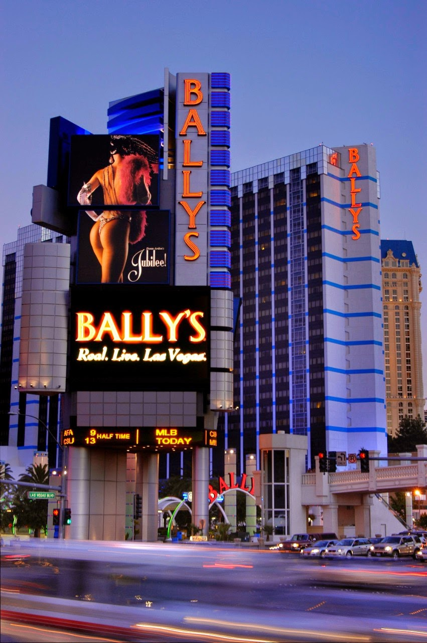 Bally's las vegas is one of most haunted places in las vegas