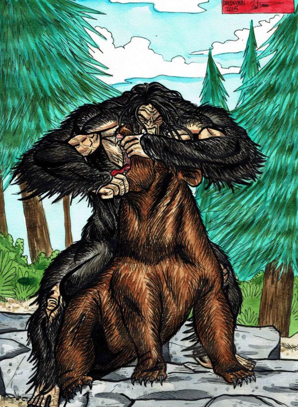 Pin Bigfoot Versus on Pinterest