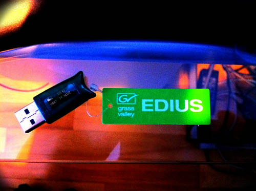 Edius USB Dongle Copy Protection Edius Project and Files