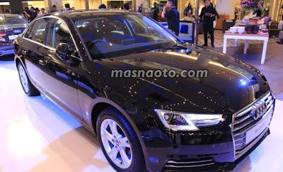 Harga Mobil Audi A4 Terbaru