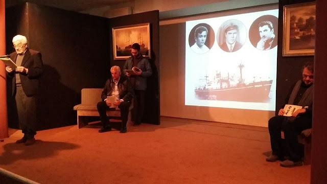 Η εξιστόρηση ενός ναυαγίου που συγκλόνισε το πανελλήνιο και το Λυγουριό
