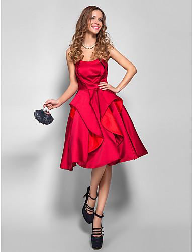 vestidos con escotes elegantes para graduacion