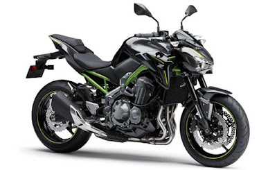 2017 Kawasaki Z900 side Profile picture